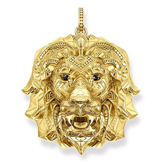 """pendant """"Lion"""" from the Glam & Soul collection in the THOMAS SABO online store"""