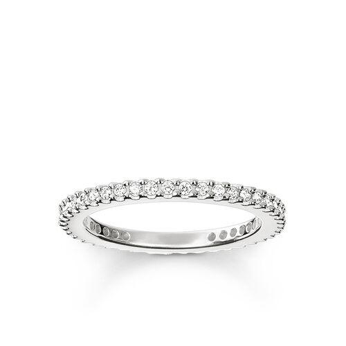 Eternity Ring from the Glam & Soul collection in the THOMAS SABO online store