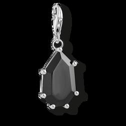 pendentif Charm pierre noire de la collection Charm Club Collection dans la boutique en ligne de THOMAS SABO