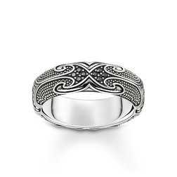"ring ""Maori"" from the Rebel at heart collection in the THOMAS SABO online store"