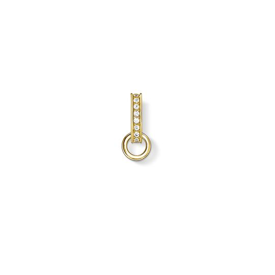 carrier gold from the Charm Club collection in the THOMAS SABO online store