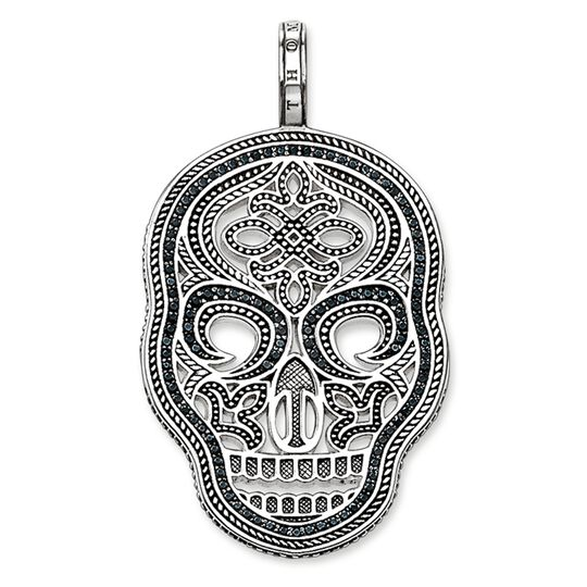 pendant skull mask from the Rebel at heart collection in the THOMAS SABO online store