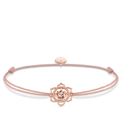 "bracciale ""Little Secret fiore di loto "" from the Glam & Soul collection in the THOMAS SABO online store"