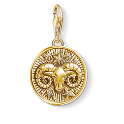Charm pendant zodiac sign Aries from the  collection in the THOMAS SABO online store