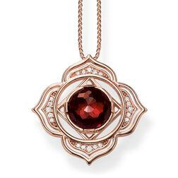 """necklace """"root chakra"""" from the Chakras collection in the THOMAS SABO online store"""