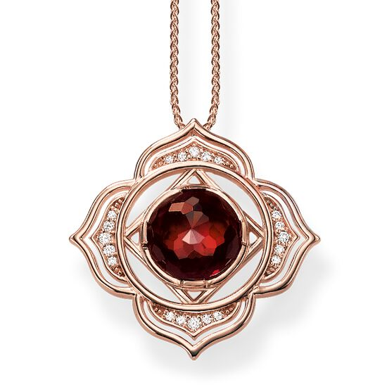 necklace from the Chakras collection in the THOMAS SABO online store