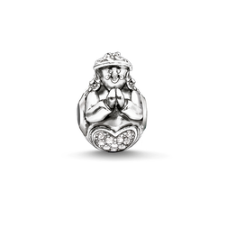 Bead angel from the Karma Beads collection in the THOMAS SABO online store
