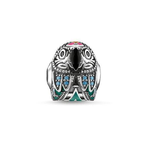 """Bead """"parrot"""" from the Glam & Soul collection in the THOMAS SABO online store"""