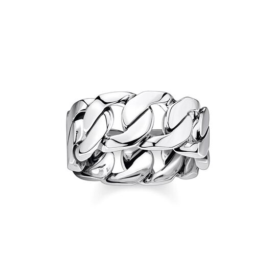 Ring links silver from the  collection in the THOMAS SABO online store
