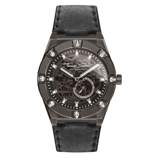 men's watch from the Rebel at heart collection in the THOMAS SABO online store