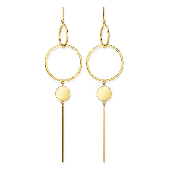 earrings disc from the  collection in the THOMAS SABO online store