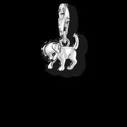 """Charm-Anhänger """"Hunde-Welpe"""" aus der  Kollektion im Online Shop von THOMAS SABO"""