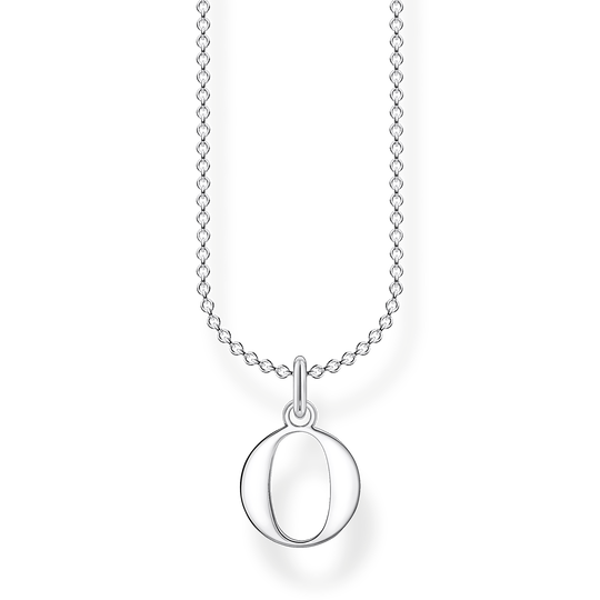 Necklace letter O from the Charming Collection collection in the THOMAS SABO online store