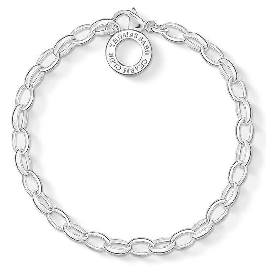 Charm bracelet classic small from the Charm Club collection in the THOMAS SABO online store