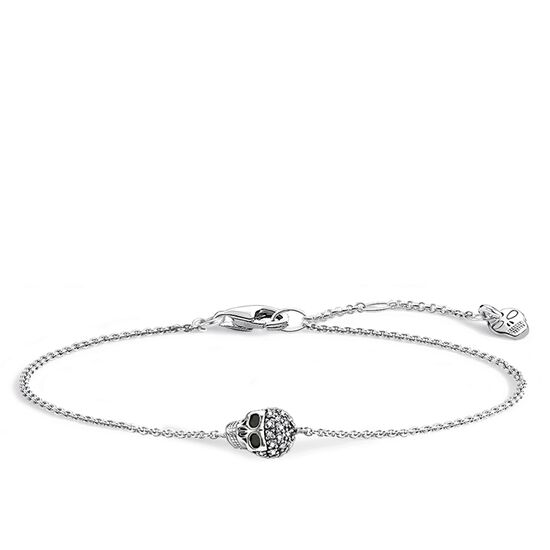 122b4823a bracelet from the Rebel at heart collection in the THOMAS SABO online store