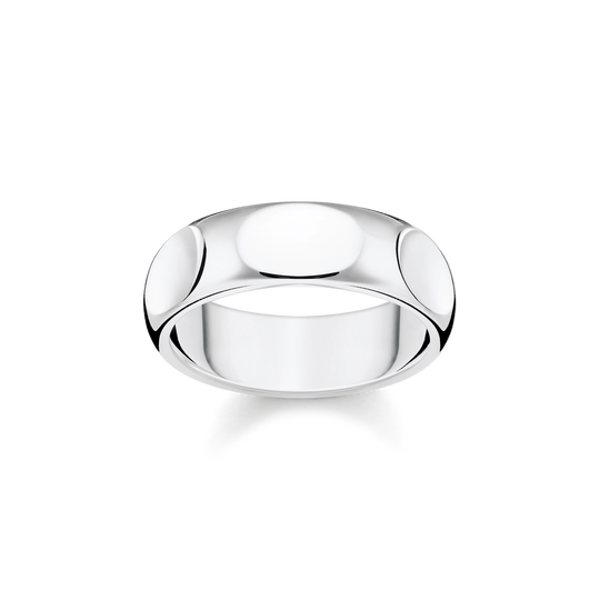 ring Minimalist silver from the Rebel at heart collection in the THOMAS SABO online store