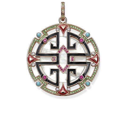 pendentif Ornements asiatiques de la collection Glam & Soul dans la boutique en ligne de THOMAS SABO