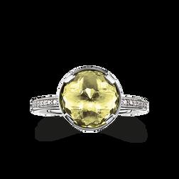 Ring aus der Chakras Kollektion im Online Shop von THOMAS SABO