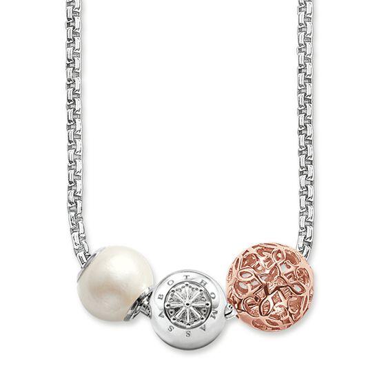 chaîne de la collection Karma Beads dans la boutique en ligne de THOMAS SABO