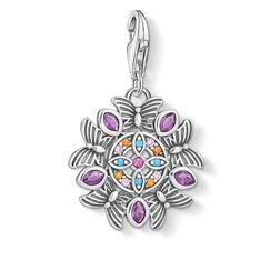 charm pendant amulet kaleidoscope silver from the Charm Club Collection collection in the THOMAS SABO online store