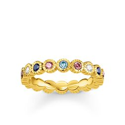"ring ""Royalty gold"" from the Glam & Soul collection in the THOMAS SABO online store"