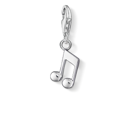 """Charm pendant """"note"""" from the  collection in the THOMAS SABO online store"""