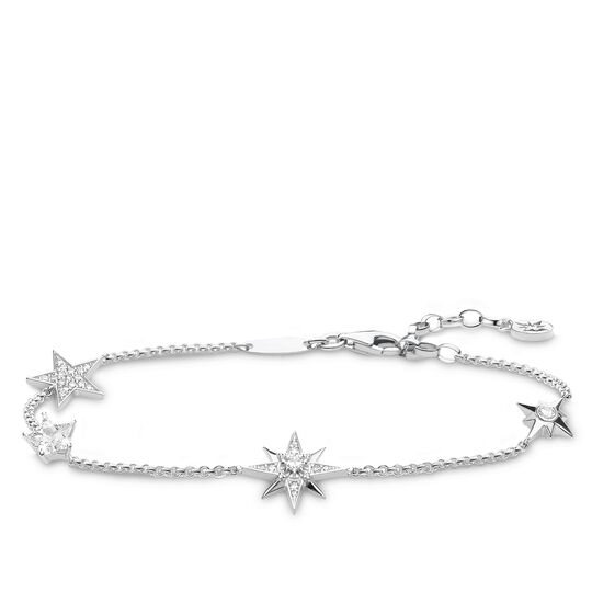 bracelet stars silver from the Glam & Soul collection in the THOMAS SABO online store