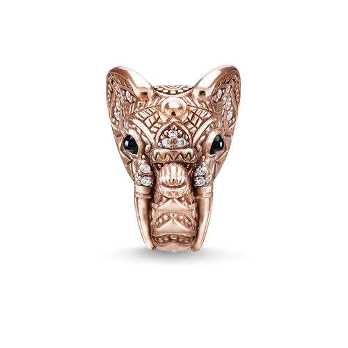 """Bead """"elefante"""" from the Karma Beads collection in the THOMAS SABO online store"""