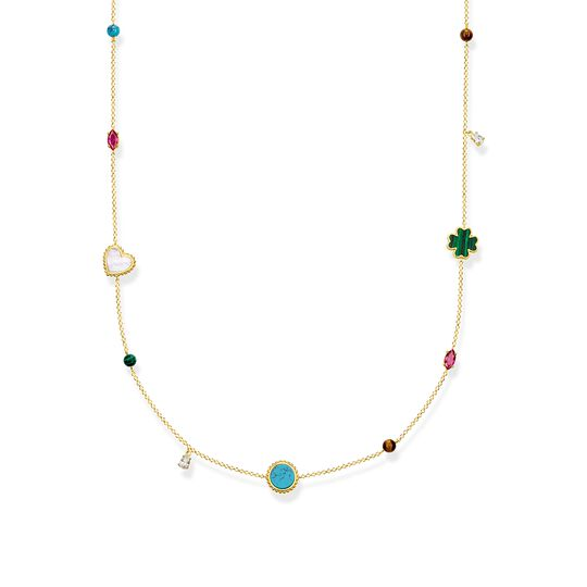 "necklace ""Riviera Colours"" from the Glam & Soul collection in the THOMAS SABO online store"