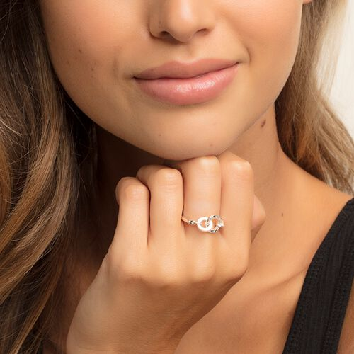 """ring """"Together"""" from the Glam & Soul collection in the THOMAS SABO online store"""