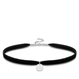 "Choker ""disc"" from the Glam & Soul collection in the THOMAS SABO online store"