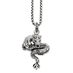 "chaîne ""dragon"" de la collection Rebel at heart dans la boutique en ligne de THOMAS SABO"