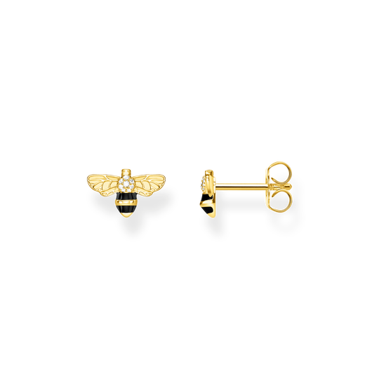 ear studs bee from the Glam & Soul collection in the THOMAS SABO online store