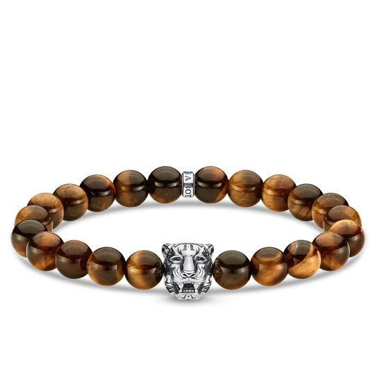 bracelet tiger from the Rebel at heart collection in the THOMAS SABO online store