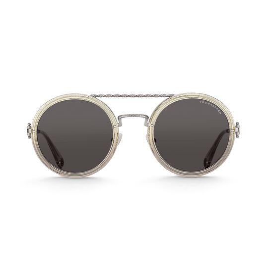 Solglasögon Romy runda iconic ur kollektionen  i THOMAS SABO:s onlineshop