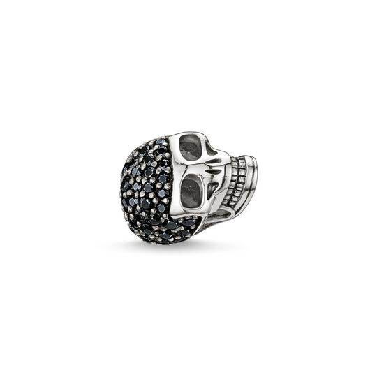 Bead skull pavé large from the Karma Beads collection in the THOMAS SABO online store