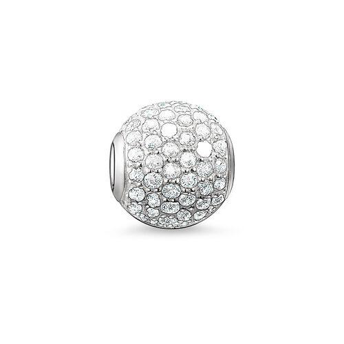 """Bead """"pavé blanc"""" de la collection Karma Beads dans la boutique en ligne de THOMAS SABO"""