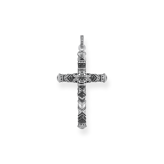 pendant maori cross small from the Rebel at heart collection in the THOMAS SABO online store