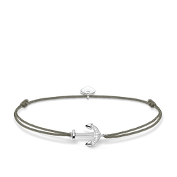 bracciale Little Secret ancora from the Glam & Soul collection in the THOMAS SABO online store