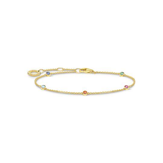 Armband Stenar i färg guld ur kollektionen Charming Collection i THOMAS SABO:s onlineshop