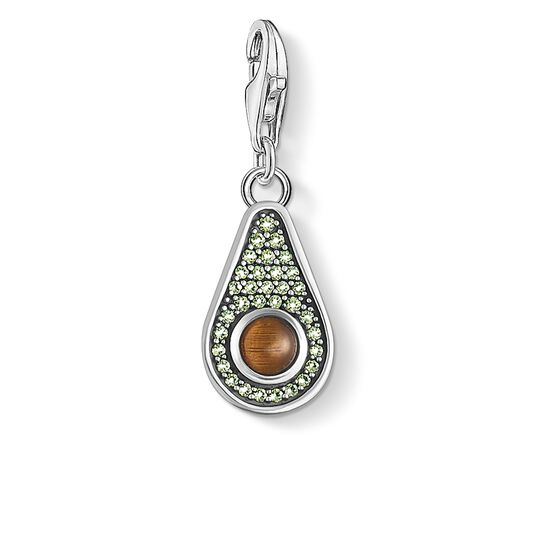 charm pendant avocado from the  collection in the THOMAS SABO online store