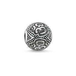 "Bead ""Om"" from the Karma Beads collection in the THOMAS SABO online store"