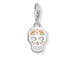 """Charm pendant """"Mexican skull"""" from the  collection in the THOMAS SABO online store"""