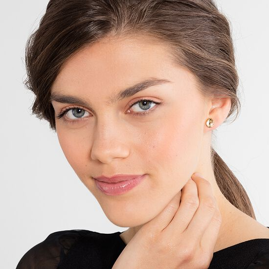 ear studs from the Chakras collection in the THOMAS SABO online store