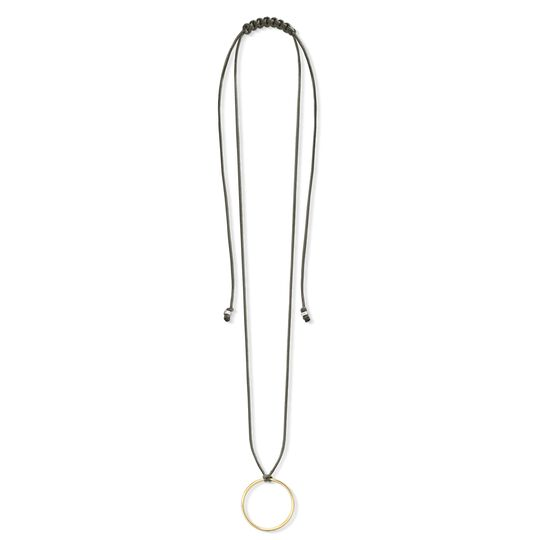 "Charm necklace ""Little Secret circle"" from the  collection in the THOMAS SABO online store"