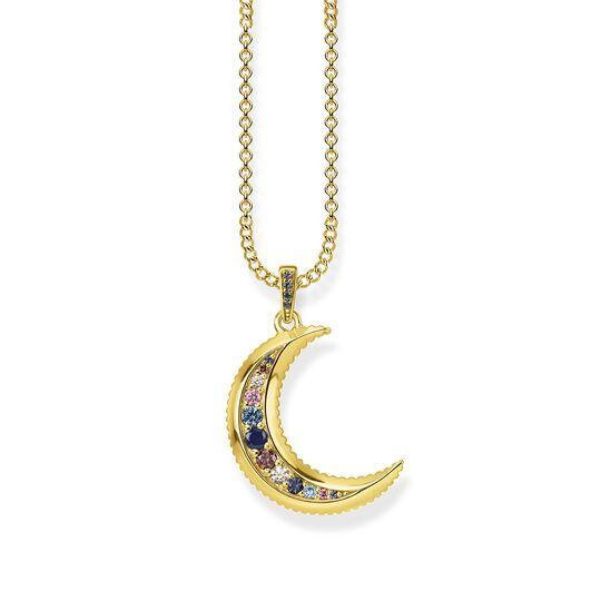 necklace Royalty Moon from the Glam & Soul collection in the THOMAS SABO online store
