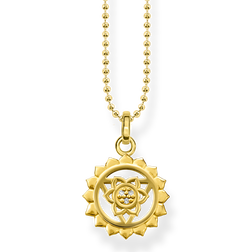 """necklace """"throat chakra"""" from the Glam & Soul collection in the THOMAS SABO online store"""
