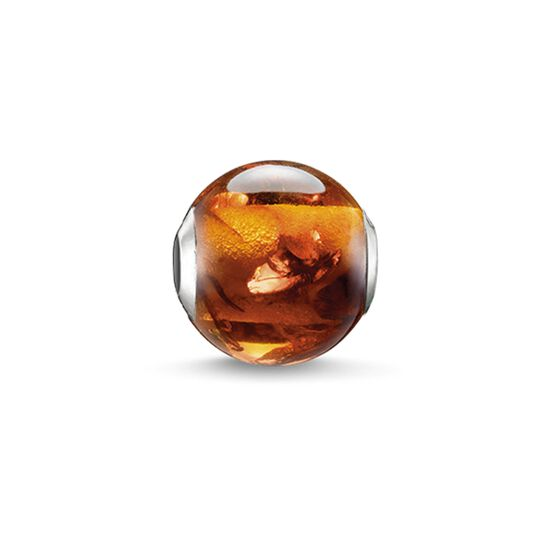 "Bead ""amber"" from the Karma Beads collection in the THOMAS SABO online store"
