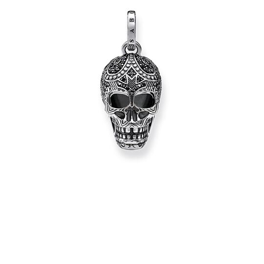 "pendant ""Maori skull"" from the Rebel at heart collection in the THOMAS SABO online store"