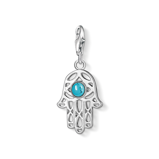 Charm pendant Hand of Fatima from the Charm Club collection in the THOMAS SABO online store